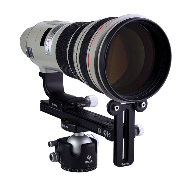 Long Lens Support Packages