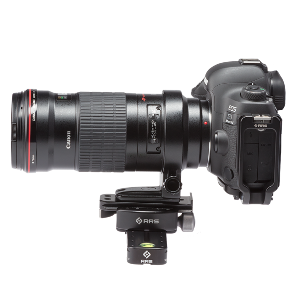 192 FAS Package: MPR-192 and FAS Clamp seen in use attached to camera