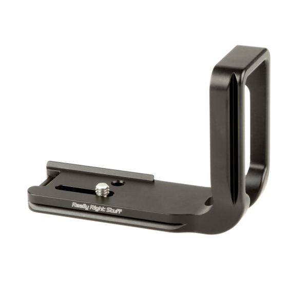 L-plate for Nikon D750 front view