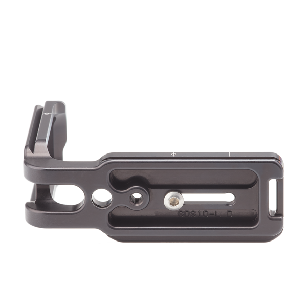 L-plate for Nikon D810 - bottom view