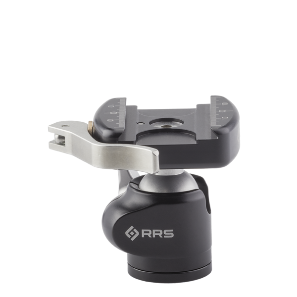 BH-25 Ballhead with compact Lever-Release - side view