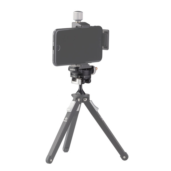 The BPC-16 pairs perfectly with our mobile phone clamp and stand
