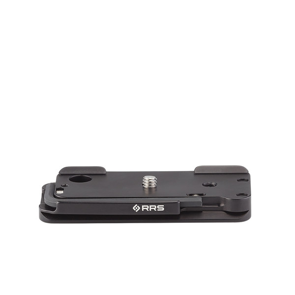 Plates for Canon EOS-6D Mark II including base plate, no L-Component, no battery grip, front view