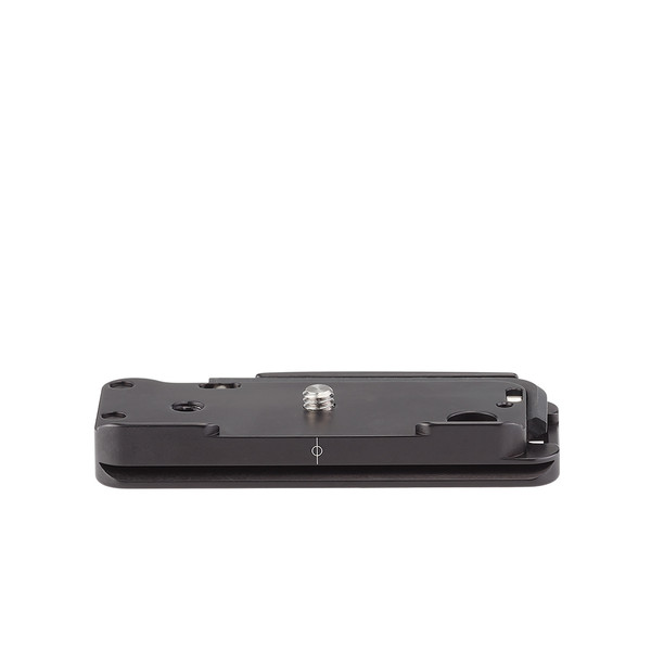 Plates for Canon EOS-6D Mark II including base plate, no L-Component, no battery grip, back view