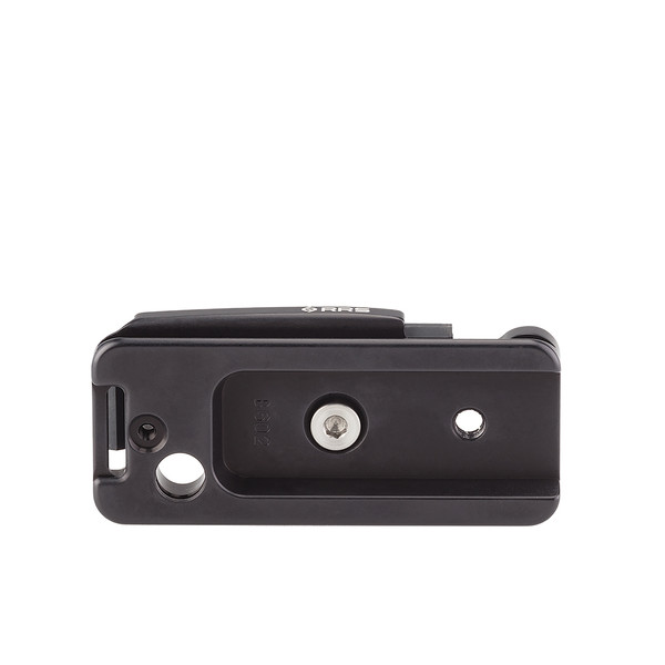 Plates for Canon EOS-6D Mark II including base plate, no L-Component, no battery grip, bottom view
