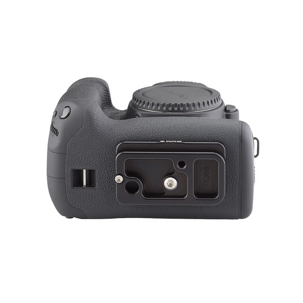 Battery grip plate for Canon 6D Mk II - bottom view