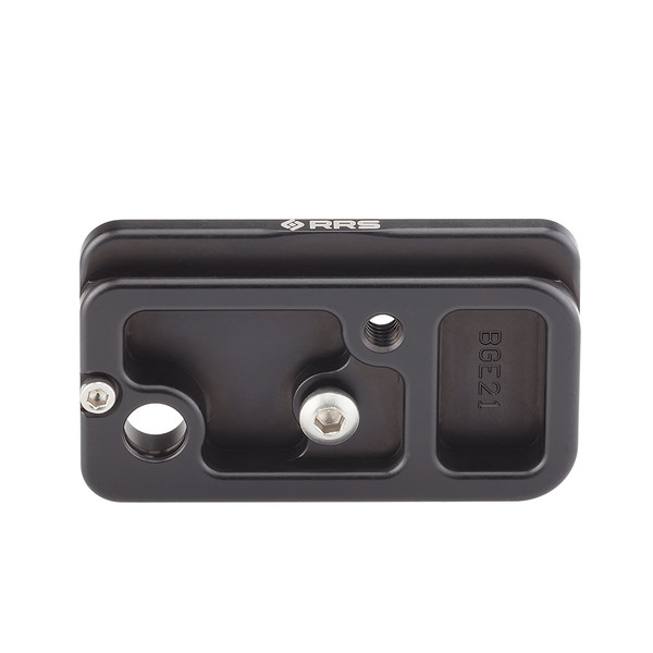 Base plate for Canon 6D Mk II battery grip - bottom view