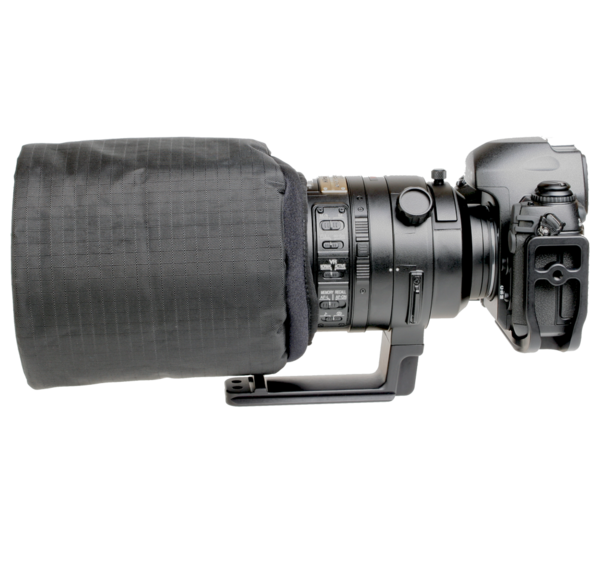 The LCF-14 replaces the Nikon lens collar foot on the Nikkor 200-400mm VR & VR-II, 300mm/f2.8 VR & VR-II lenses.