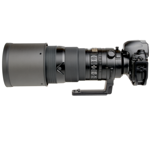 The LCF-14 for Nikon 200mm 400mm is for collared, telephoto lenses that have a removable foot.