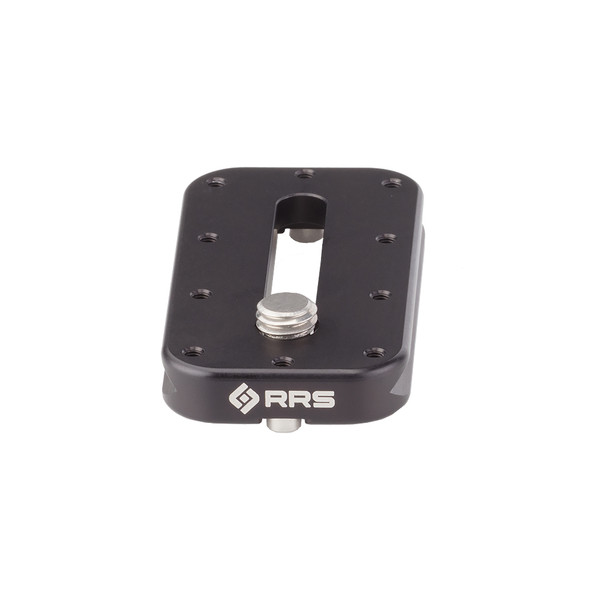 "MPR-73 3/8ths: 73mm rail with 3/8"" screw front view"