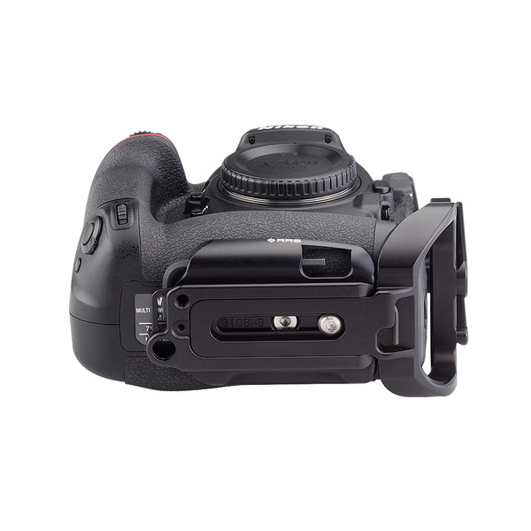 BMBD-18 battery grip plate for Nikon D850 - bottom view
