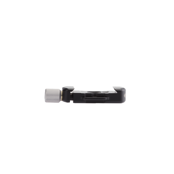 Side view of the B2-FABN Micro clamp.