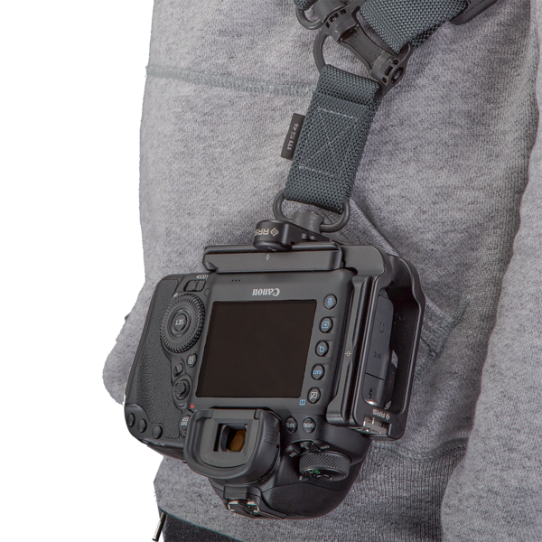 B2-FABN Micro clamp allows for easy access of your camera.