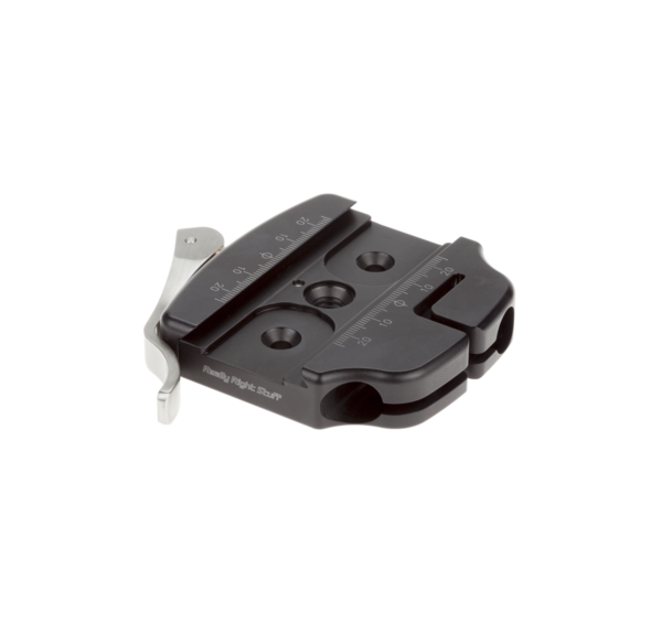B2-LR-VC Quick-Release clamp for video top view