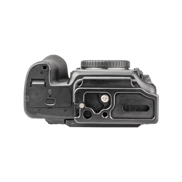 Plate for Nikon D500 bottom view