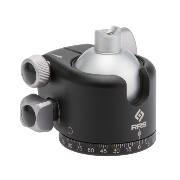 The BH-40 Ballhead gives you fast and accurate control and solid support of your camera or lens.