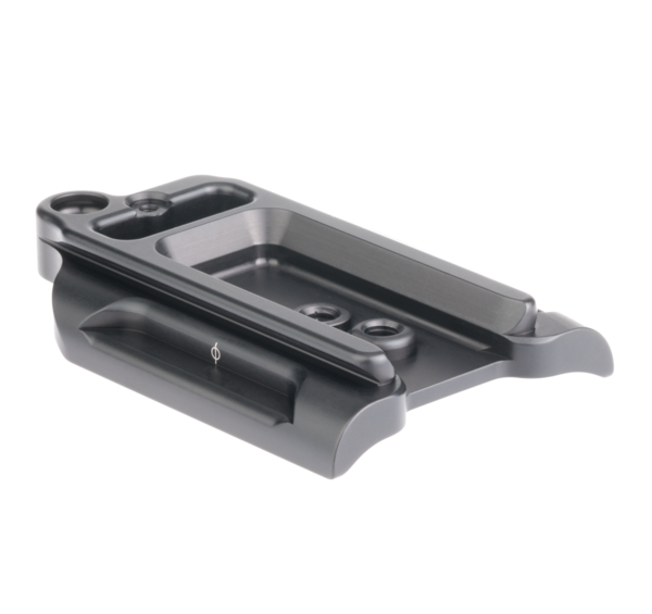 Plate for Nikon MB-D17 battery grip bottom view