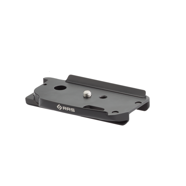 Base plate top view