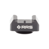 Really Right Stuff FA-QRCS2 sliding flash bracket front view