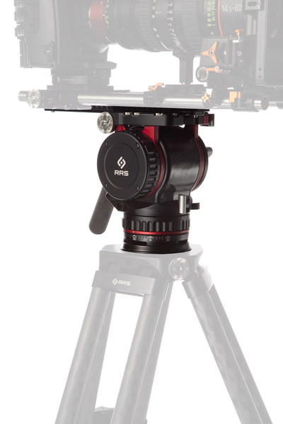 FH-7240 front angled view with full setup.