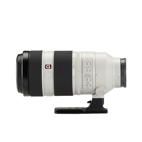 LCF-101 for Sony FE 100-400mm F/4.5-5.6 GM OSS and FE 70-200mm F/2.8 GM OSS seen with lens side view
