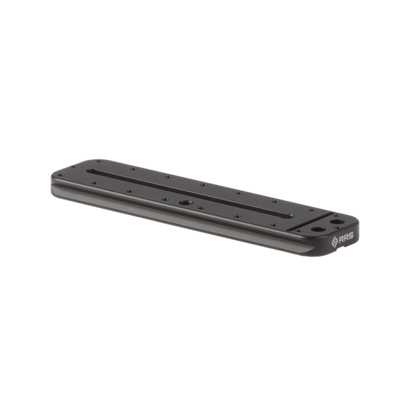 MPR-1 152mm rail without any hardware, front angled view
