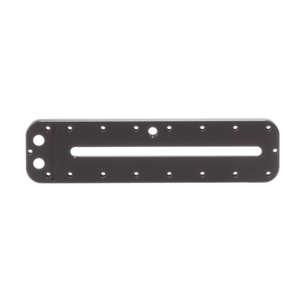 MPR-1 152mm rail without any hardware, top view