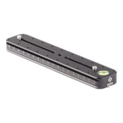 MPR 192mm rail front angled view with screw