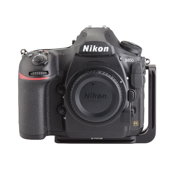 Ultralight L-plate for Nikon D850