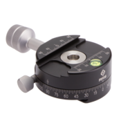 The PC-PRO Panning clamp is designed to offer precision horizontal panning as a versatile built-in or modular accessory.