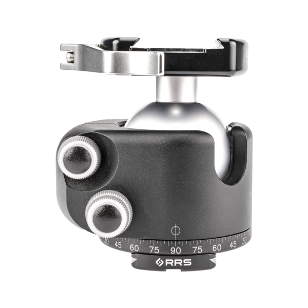 The TH-DVTL-55 adds quick-release compatibility and works with Really Right Stuff BH-55 ballhead.