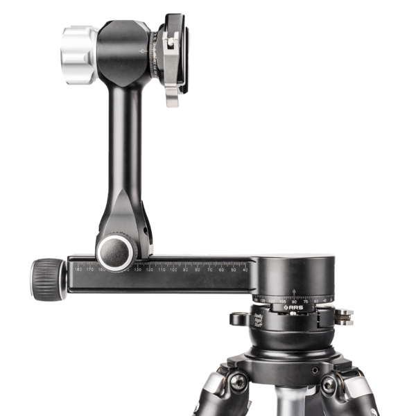 The TH-DVTL-55 adds quick-release compatibility and works with GigaPan EPIC Pro motorized pano head.